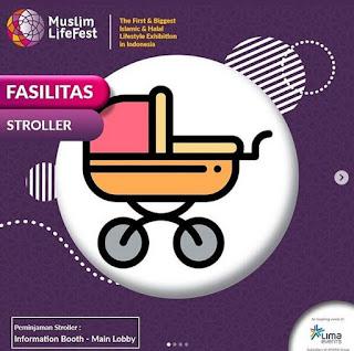 halal travel, produk halal, industri halal, halal lifestyle, Indonesia Muslim Lifestyle Festival