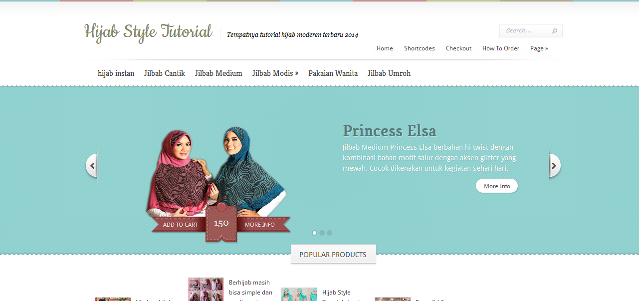 Cara membuat toko online untuk jualan pakaian