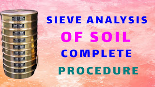 Sieve Analysis of Soil by Astm c136