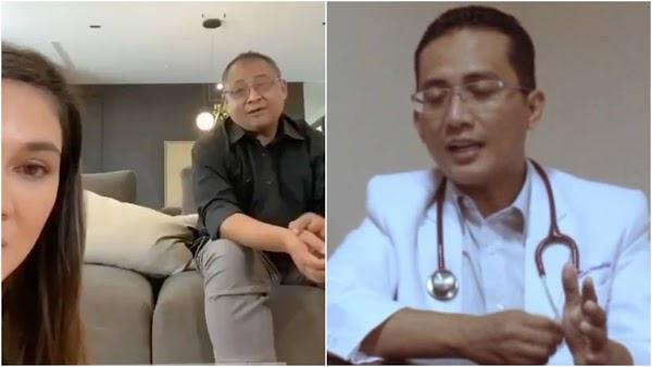 Dokter Ini Bongkar Penyesatan Dokter Hewan Indro Cahyono soal Virus Corona