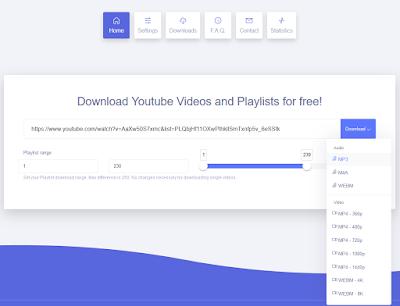 Dos formas de descargar listas de reproducción de Youtube en Mp3--AccionGlobalXSoft.es