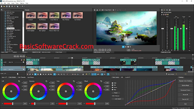sony vegas pro free download with crack