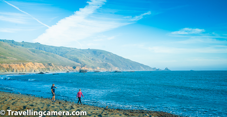 Garrapata State Park's unpopulated hiking trails provide access to both the beautiful Big Sur coastline and the breathtaking Santa Lucia Mountains.