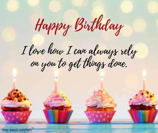 cute birthday wishes for boyfriend