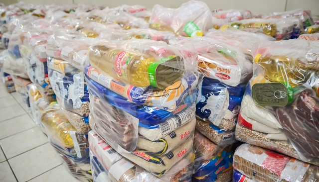 Covid-19: Prefeitura de Boquira vai conceder mil cestas básicas para famílias de baixa renda