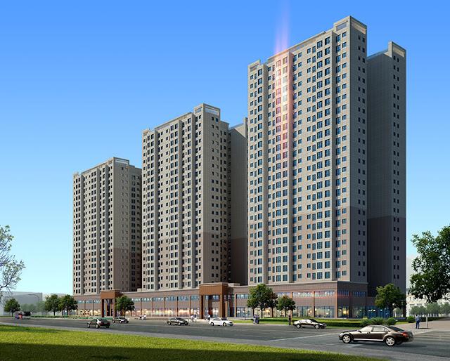 Lô CT-2A chung cư The K Park Văn Phú