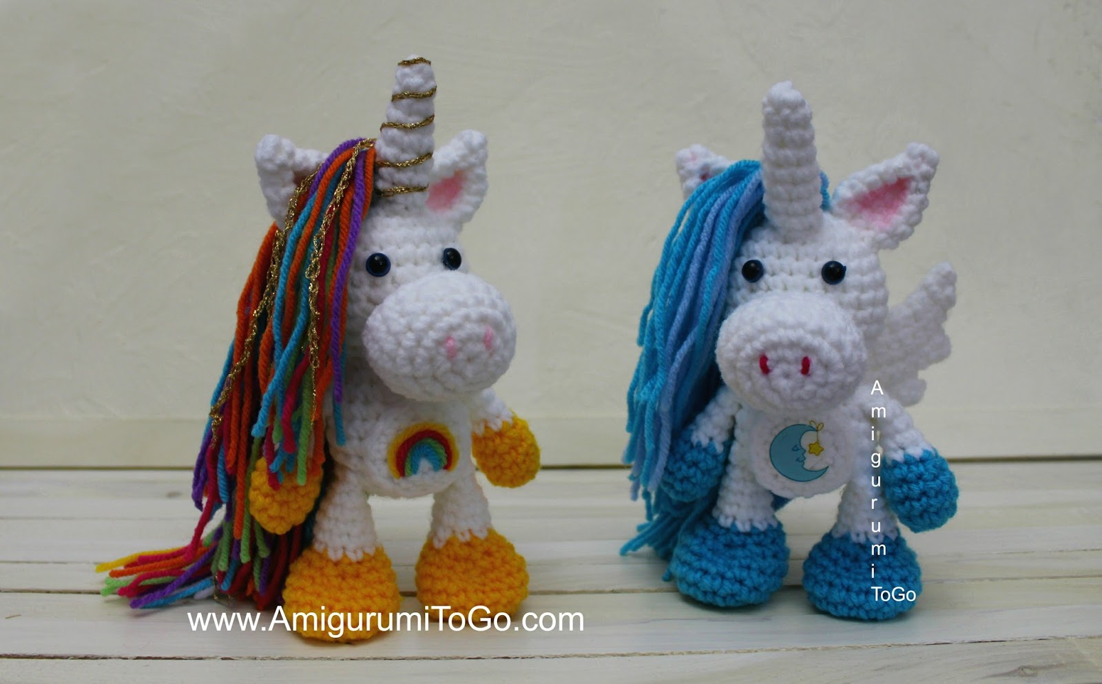 Free Crochet Pattern for Twinkle the Unicorn ⋆ Crochet Kingdom | 993x1600