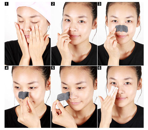 How To Apply Makeup How To Get Rid Of Blackhead Blackheads Home