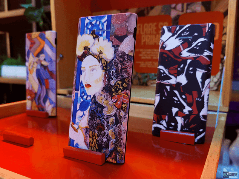Love Marie Powerbanks comes in five different designs