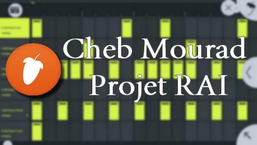 rythme rai fl studio 12 cheb mourad