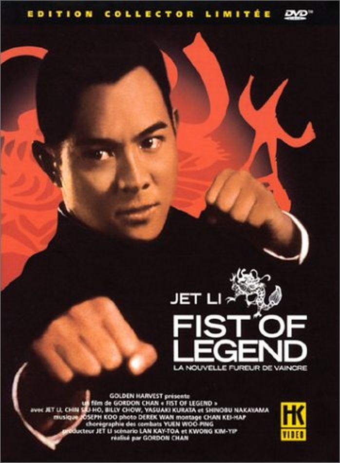 Jet Li Fist Of Legend