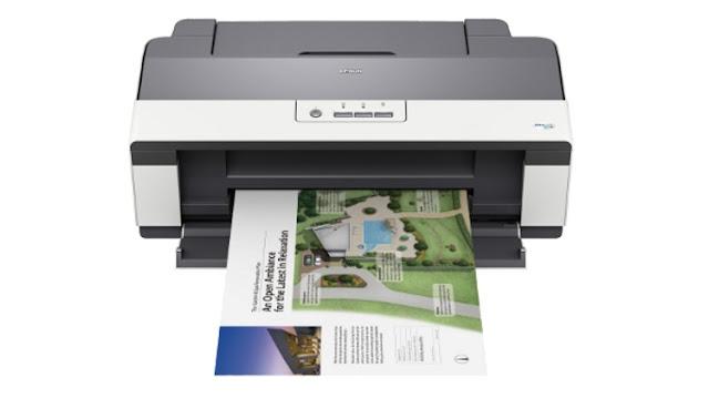 General Error Pada Printer Epson T1100