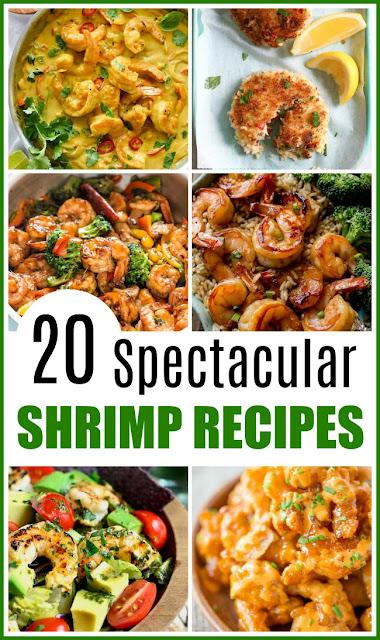 20 Spectacular Shrimp Recipes