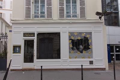 Façade du restaurant Mosuke Paris 14 ème, blog Délices à Paris.