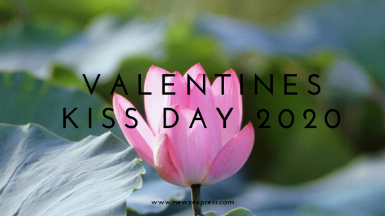 Valentines kiss Day 2020