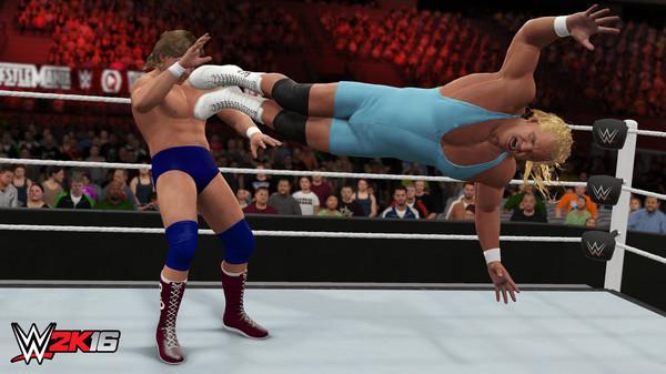 WWE 2K16 Repack