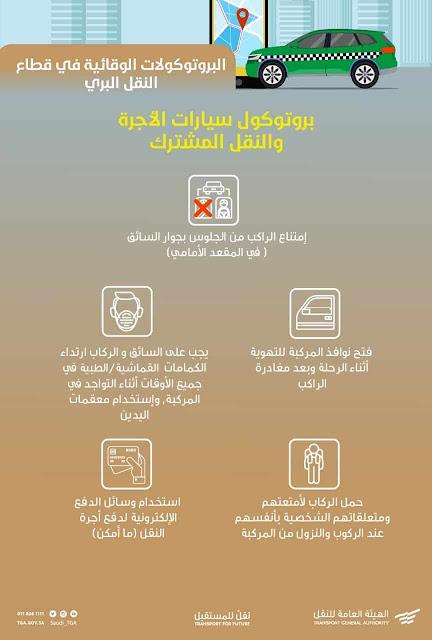 Follow this rules during Taxi to ensure safe transportation - Saudi-Expatriates.com-