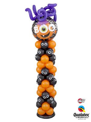 Qualatex, Halloween, very best balloon blog