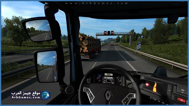 تحميل لعبة قيادة الشاحنات للكمبيوتر من ميديا فاير