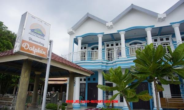fasilitas wisata pulau pramuka