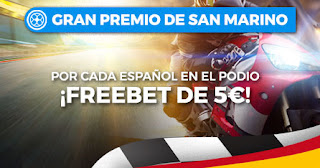 paston promocion gp san marino F1 13-9-2020
