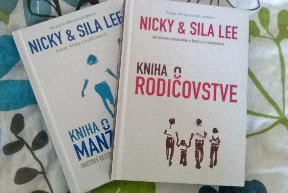 Autormi oboch kníh sú manželia Nicky a Sila Leeovci b703430e785