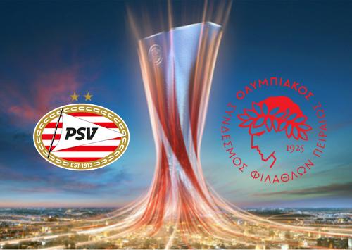 PSV vs Olympiakos Piraeus -Highlights 25 February 2021