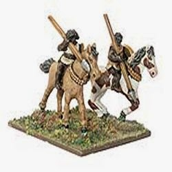 NUM1 Numidian Light Cavalry x 10.