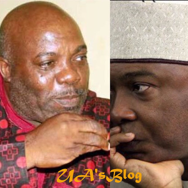 Saraki has become a symbol for defense of democracy - Ex presidential aide declares - Okupe