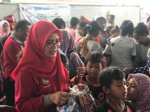 PPNI Lambar Kirim Relawan dan Bantuan untuk Korban Tsunami