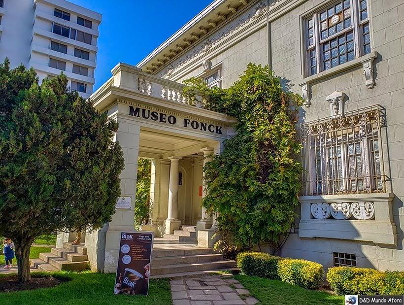 Museu Fonck em Viña del Mar - Diário de Bordo Chile: 8 dias em Santiago e arredores