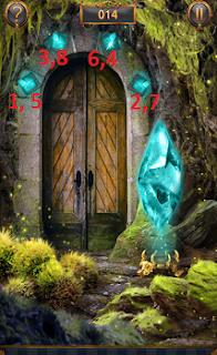 Собранный кристалл и последовательность хрусталиков