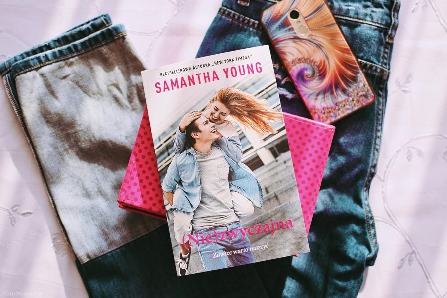 opowiadanie, recenzja, SamanthaYoung, Niezwyczajna, WydawnictwoEdipresse, romans, Edynburg, młodzież, Szkocja,