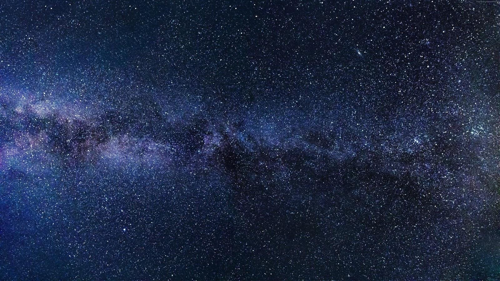 Milky Way 5K - MKBHD 5K Wallpaper