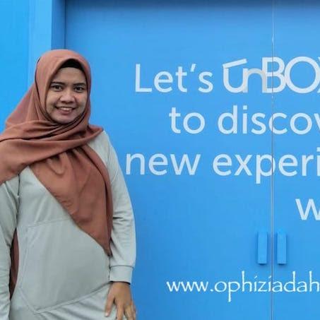 #UnBoxtoDiscover: Pengalaman Seru versi #BlueBox Traveloka