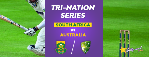The third match of the Tri-Nations Series will see Australia go up against South Africa.