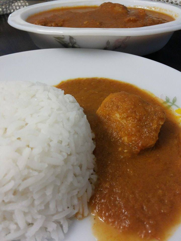 Cooking Up Something Nice A Quick Chicken Curry Recipe For
