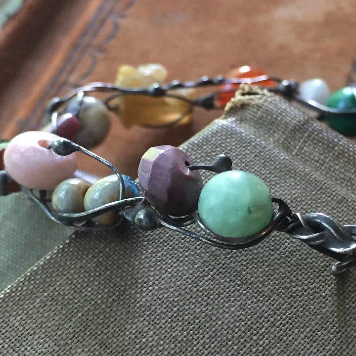 Fairy ring bracelets by Laura Love, Emmaus PA