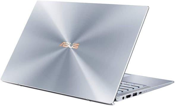 ASUS ZenBook 14 UM431DA-AM022: portátil ultrabook de 14'' con procesador AMD Ryzen 7, RAM de 16 GB y disco SSD de 512 GB