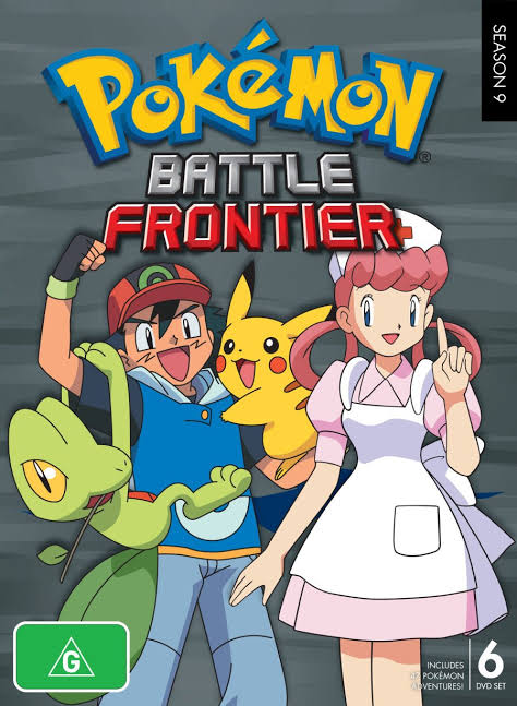 Pokemon Season 09 Battle Frontier Images In Hd