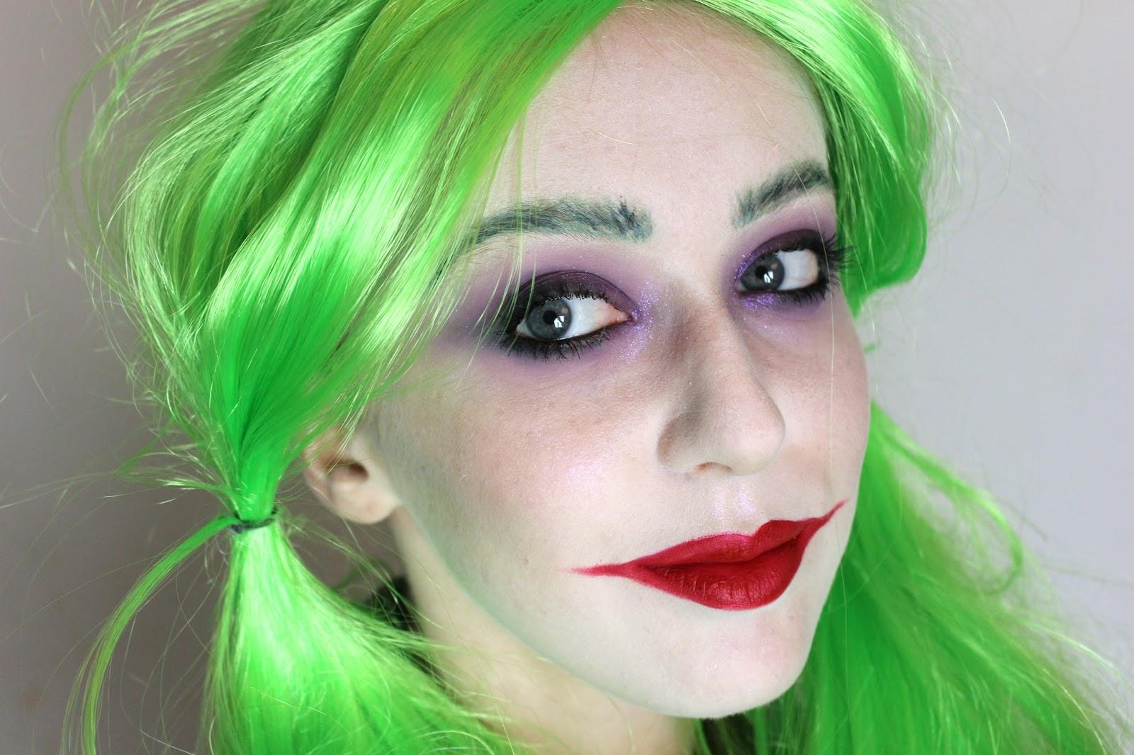 little miss joker halloween makeup tutorial | editing eloise