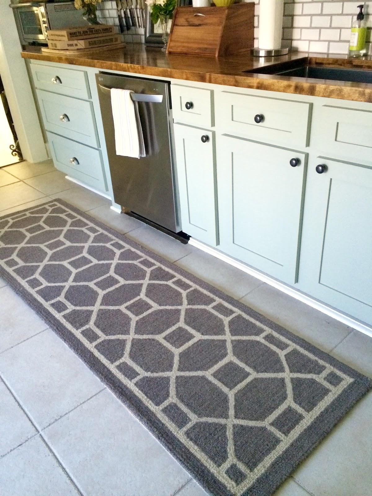 Cover Over Tile Backsplash In My Kitchen