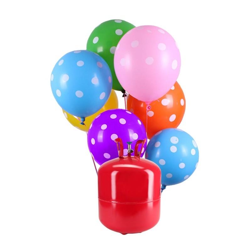 D nde comprar el helio para inflar los globos decora y for Donde comprar globos