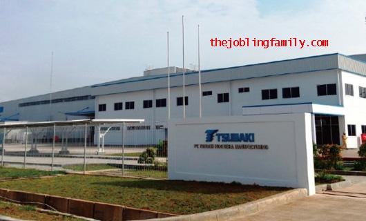 Lowongan Kerja Terbaru PT. Tsubaki Indonesia Manufacturing Kawasan KIIC 2019