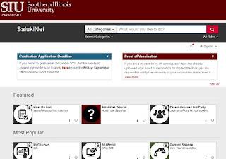 salukinet.siu.edu login
