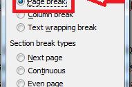 Cara Mudah Menambah Halaman Kosong (Blank Page) Pada Microsoft Word