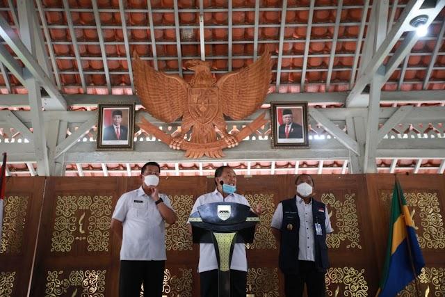 Angka Reproduksi Covid-19 Turun, Kota Bandung Akan Terapkan PSBM