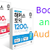 Book and Audio Hackers TOEIC Practice 1200 LC and RC