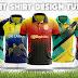 Free PSD Mockup_How to Design Cricket Shirt Using Photoshop cc 2020 by M Qasim Ali