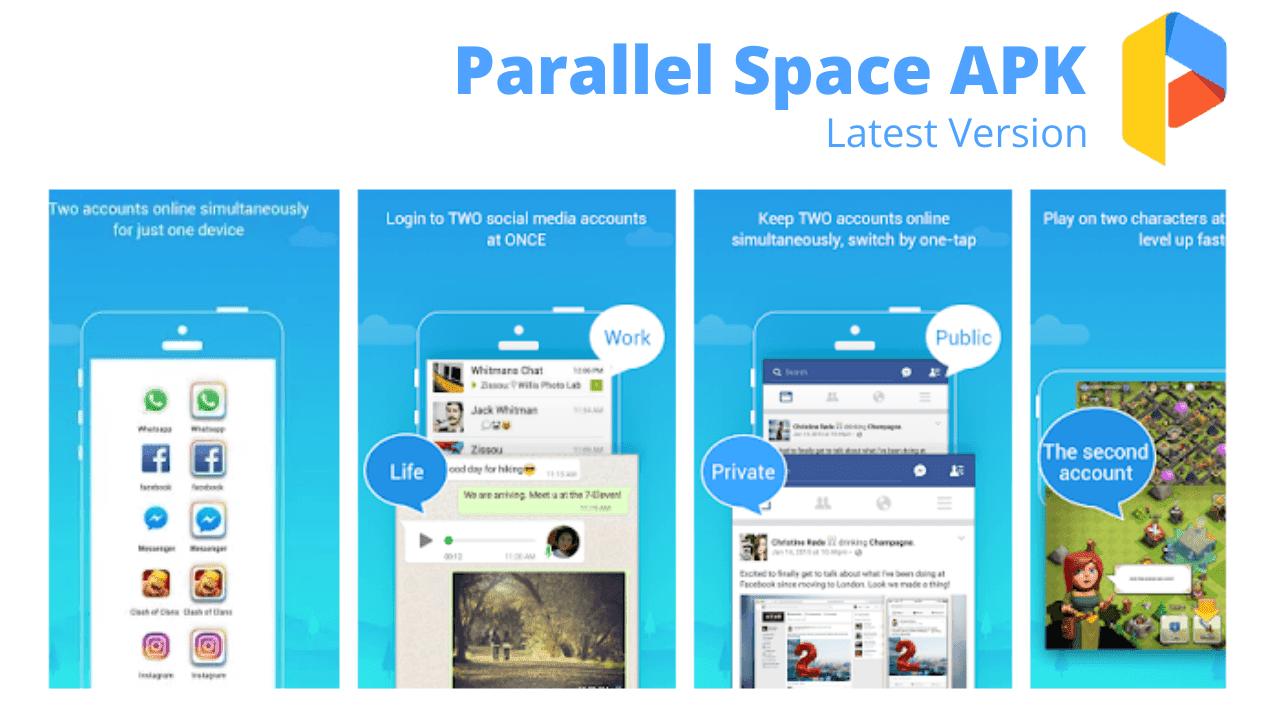 Download Parallel Space APK Latest Version